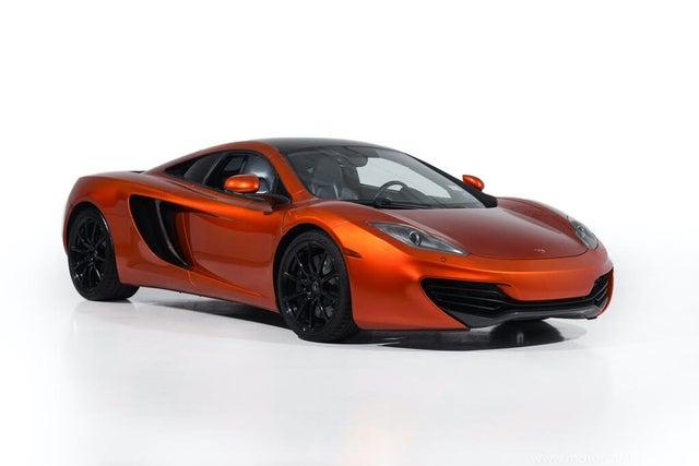 2012 McLaren MP4-12C Base