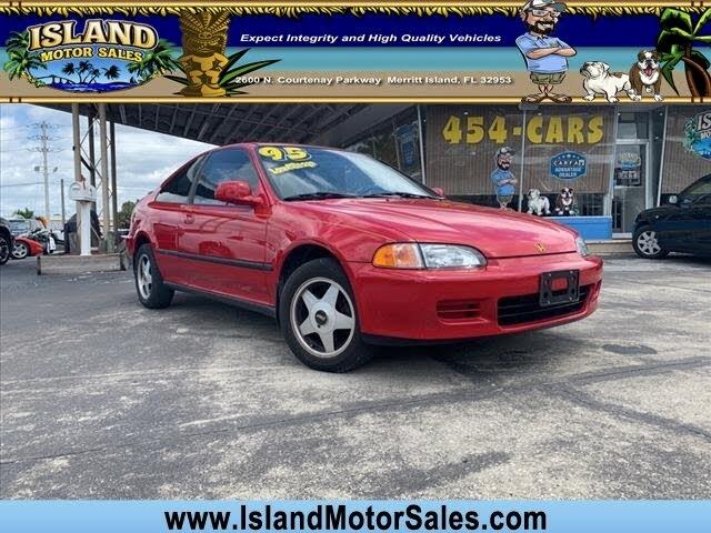 1995 Honda Civic Coupe EX