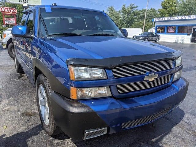 2004 Chevrolet Silverado SS Extended Cab AWD