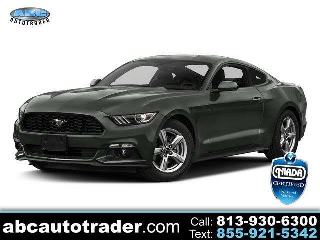 2017 Ford Mustang V6 Coupe RWD
