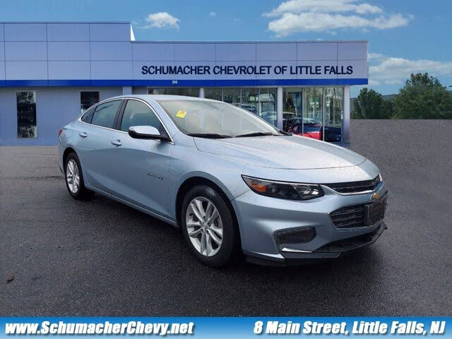 2018 Chevrolet Malibu LT FWD