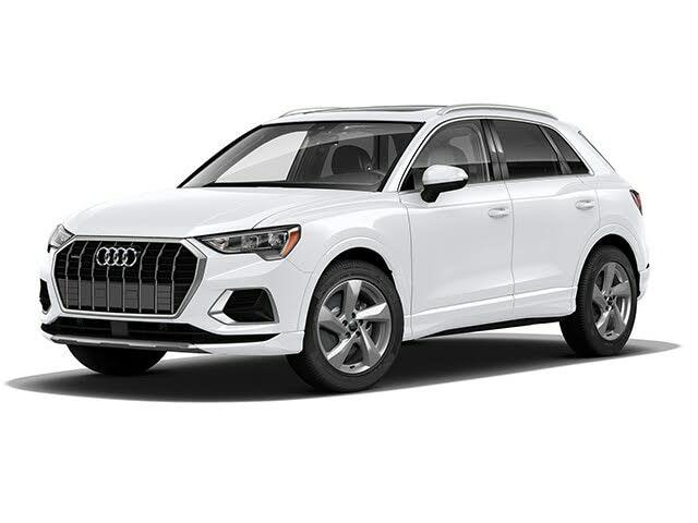 2022 Audi Q3 2.0T quattro Premium AWD