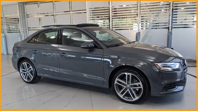 2020 Audi A3 2.0T Premium Sedan FWD
