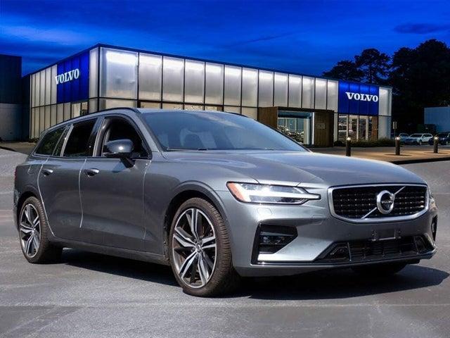 2020 Volvo V60 T5 R-Design FWD
