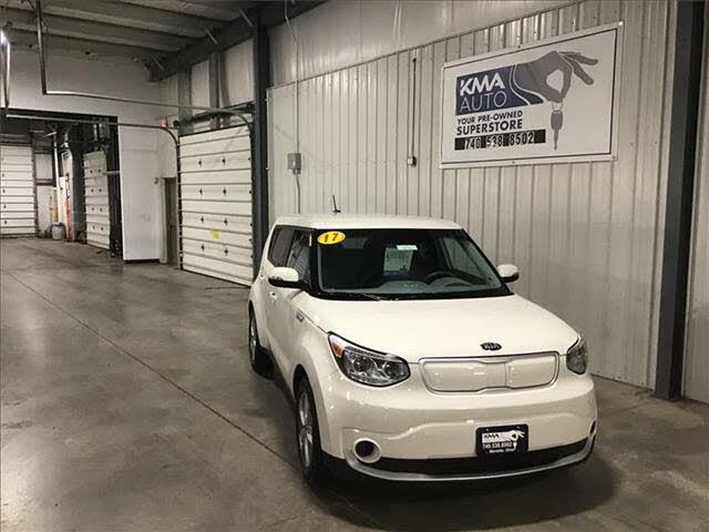 2017 Kia Soul EV FWD