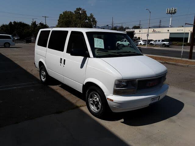 2004 GMC Safari 3 Dr STD Passenger Van Extended