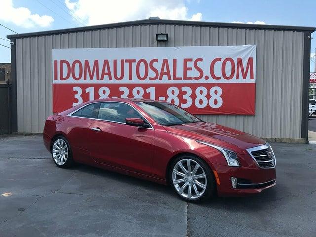 2016 Cadillac ATS Coupe 2.0T Premium RWD