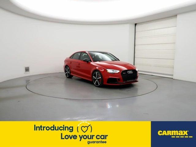 2019 Audi RS 3 2.5T quattro AWD
