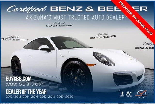 2019 Porsche 911 Carrera Coupe RWD