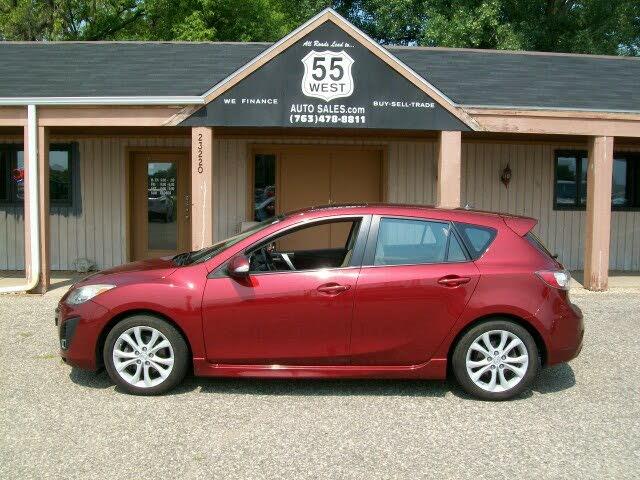 2010 Mazda MAZDA3 s Grand Touring Hatchback