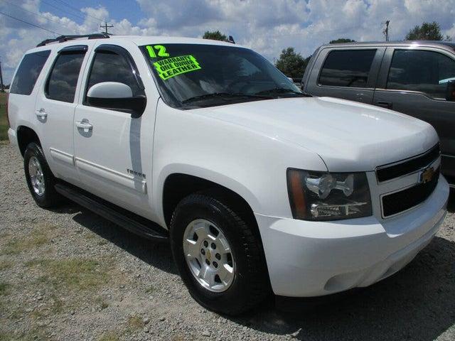 2012 Chevrolet Tahoe LS RWD