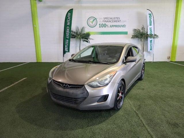 2011 Hyundai Elantra GLS Sedan FWD