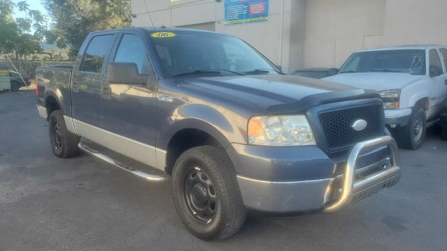 2006 Ford F-150 FX4 SuperCrew Styleside LB 4WD