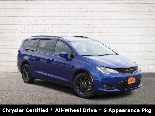 2020 Chrysler Pacifica Launch Edition AWD