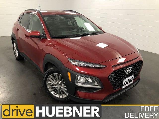 2018 Hyundai Kona SEL AWD