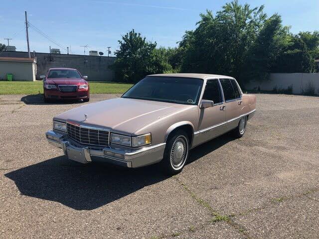 1991 Cadillac Fleetwood Sedan FWD