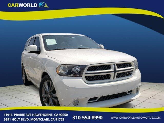 2012 Dodge Durango R/T RWD