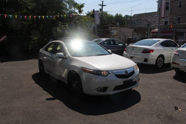 2012 Acura TSX Sedan FWD with Technology Package