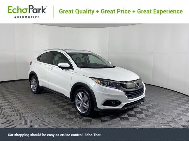 2019 Honda HR-V EX-L FWD