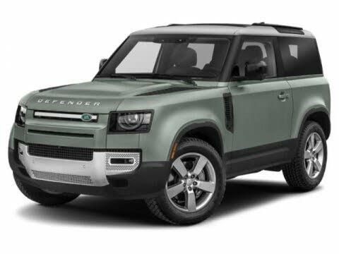 2022 Land Rover Defender 90 AWD