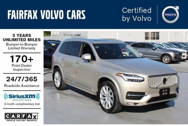 2017 Volvo XC90 T6 Inscription AWD