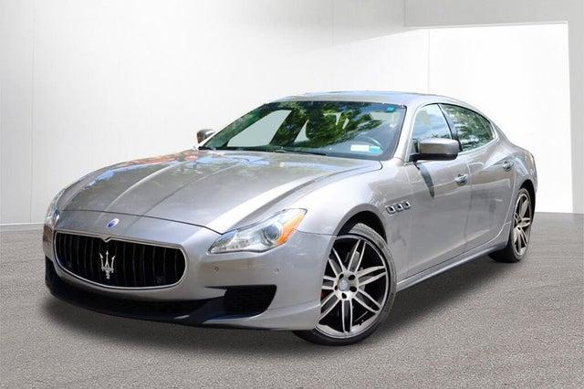 2016 Maserati Quattroporte S Q4 AWD