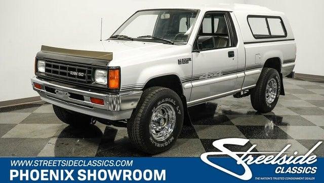 1989 Dodge RAM 50 Pickup 4WD