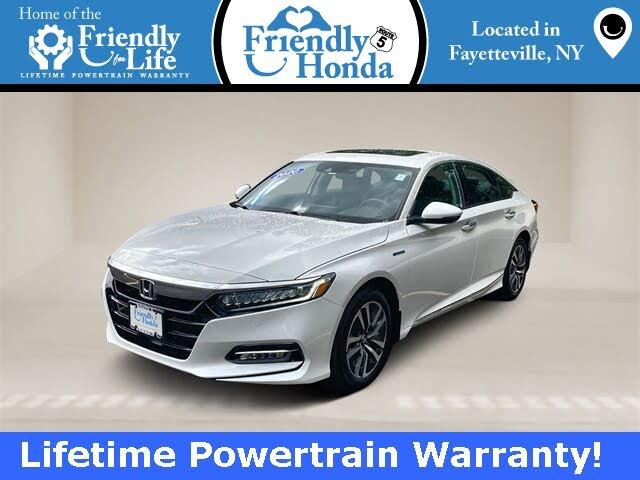 2020 Honda Accord Hybrid Touring FWD