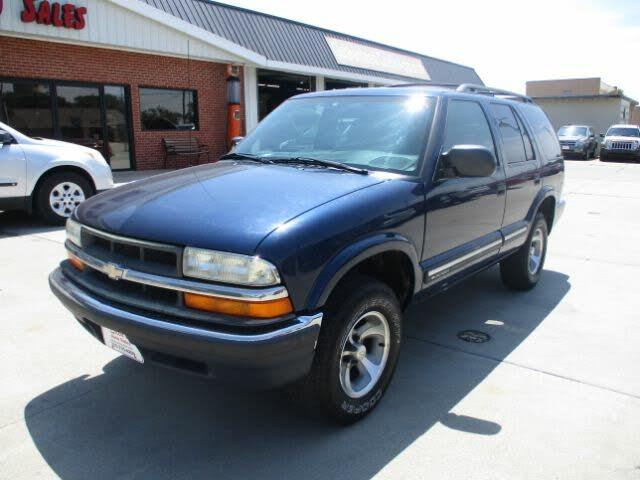 2001 Chevrolet Blazer LS 4-Door RWD