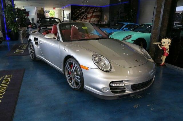 2011 Porsche 911 Turbo Cabriolet AWD