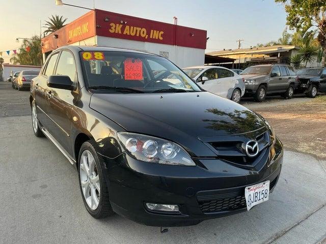 2008 Mazda MAZDA3 s Touring Hatchback