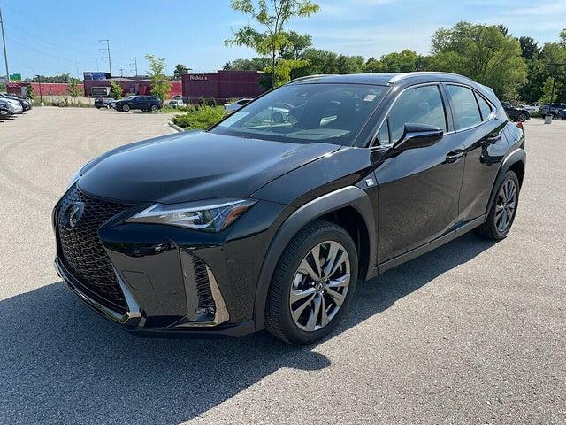 2019 Lexus UX 200 F Sport FWD