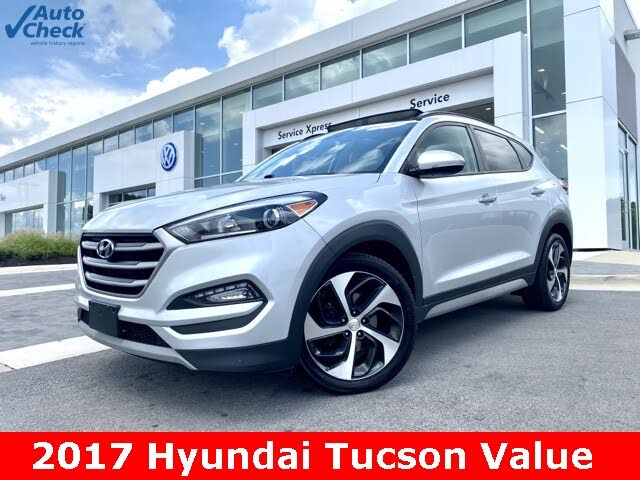 2017 Hyundai Tucson 1.6T Value FWD