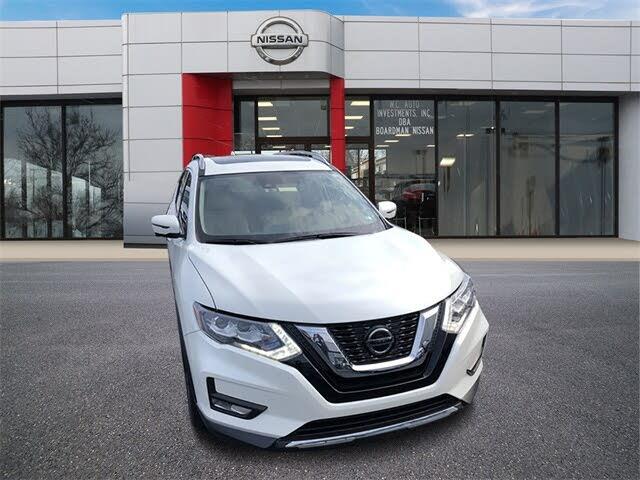 2019 Nissan Rogue SL AWD