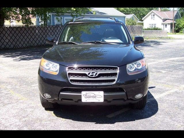 2007 Hyundai Santa Fe 3.3L Limited AWD