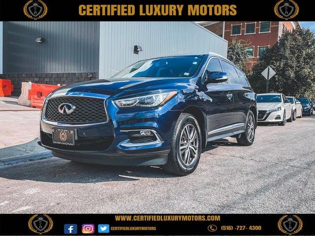 2018 INFINITI QX60 AWD