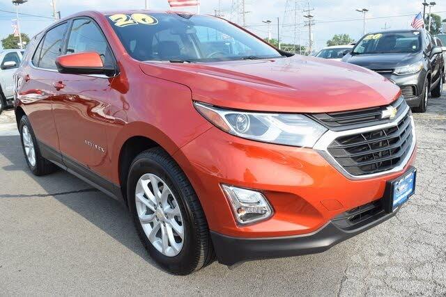 2020 Chevrolet Equinox 1.5T LT FWD
