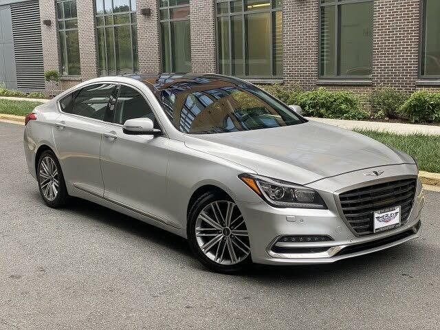 2018 Genesis G80 5.0L Ultimate AWD