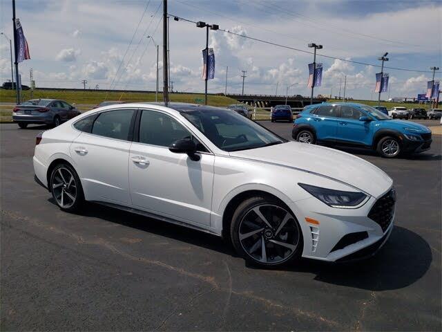 2022 Hyundai Sonata SEL Plus FWD