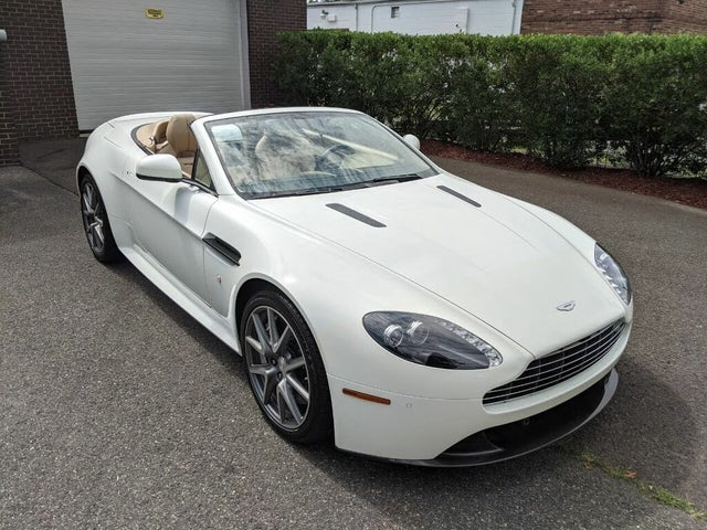 2012 Aston Martin V8 Vantage S Roadster RWD