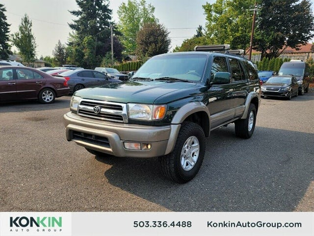 1999 Toyota 4Runner 4 Dr Limited 4WD SUV