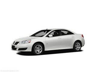 2010 Pontiac G6 Sedan