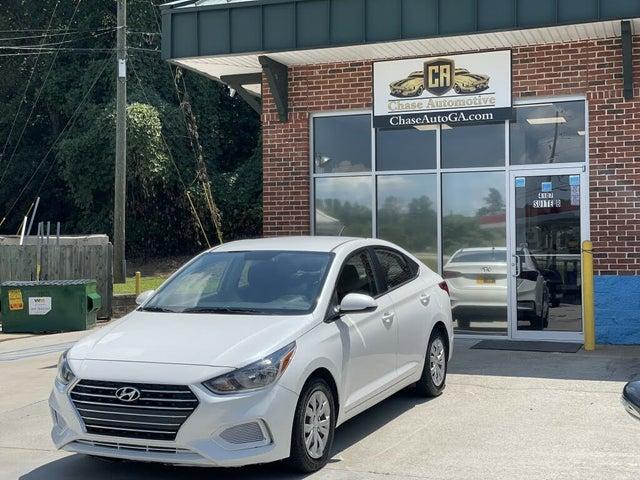 2019 Hyundai Accent SE Sedan FWD