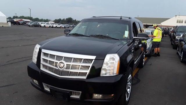 2012 Cadillac Escalade ESV Platinum 4WD