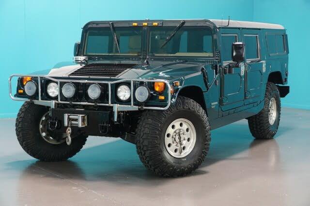 1998 AM General Hummer 4-Door Wagon AWD
