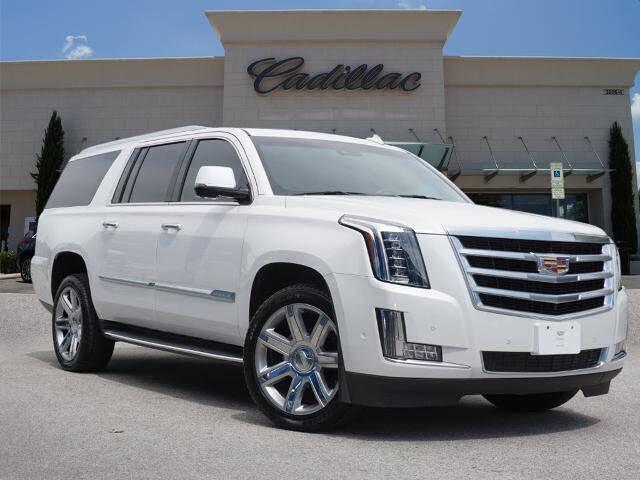 2019 Cadillac Escalade ESV Luxury 4WD