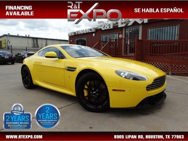 2012 Aston Martin V8 Vantage Coupe RWD
