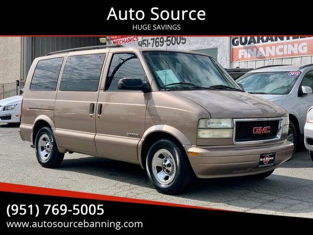 2002 GMC Safari 3 Dr SLE Passenger Van Extended