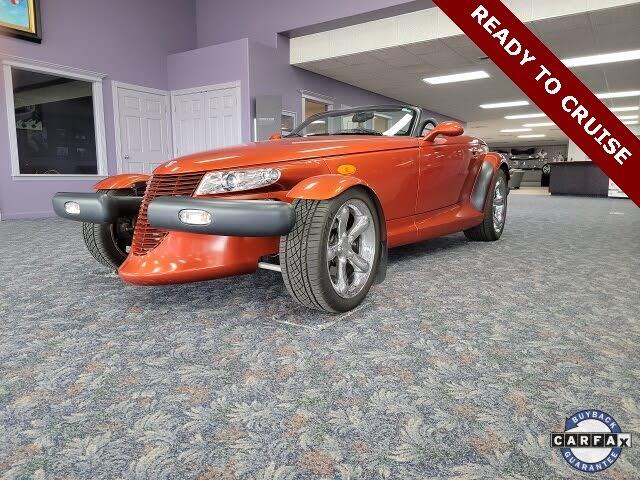 2001 Chrysler Prowler 2 Dr STD Convertible