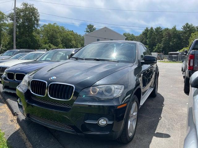 2009 BMW X6 xDrive35i AWD